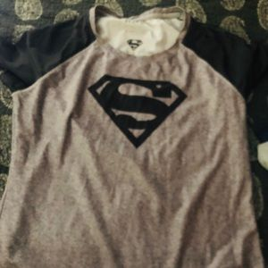 Under Armor Super Girl T